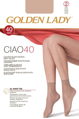 Golden Lady Ciao 40 носки