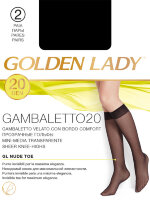 Гольфы Golden Lady Gambaletto 20 - упаковка 3 штуки