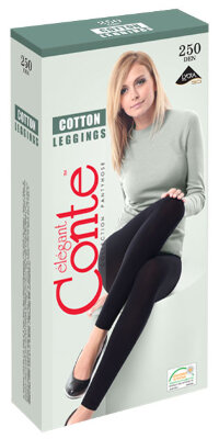 Conte Cotton Leggings 250 леггинсы