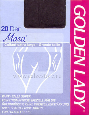 Golden Lady Mara XL