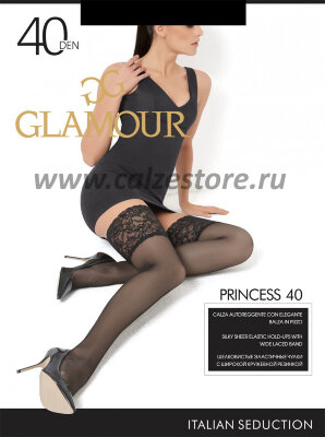 Glamour Princess 40 чулки
